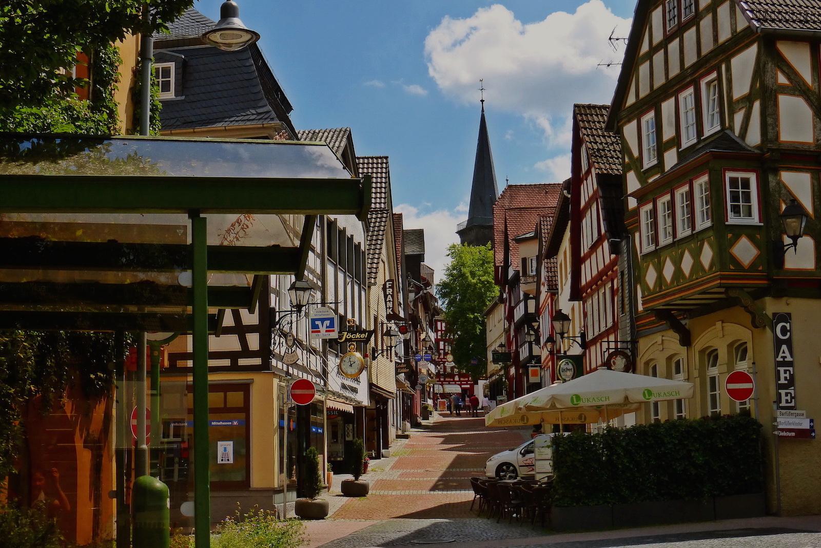 Marktgasse Grünberg