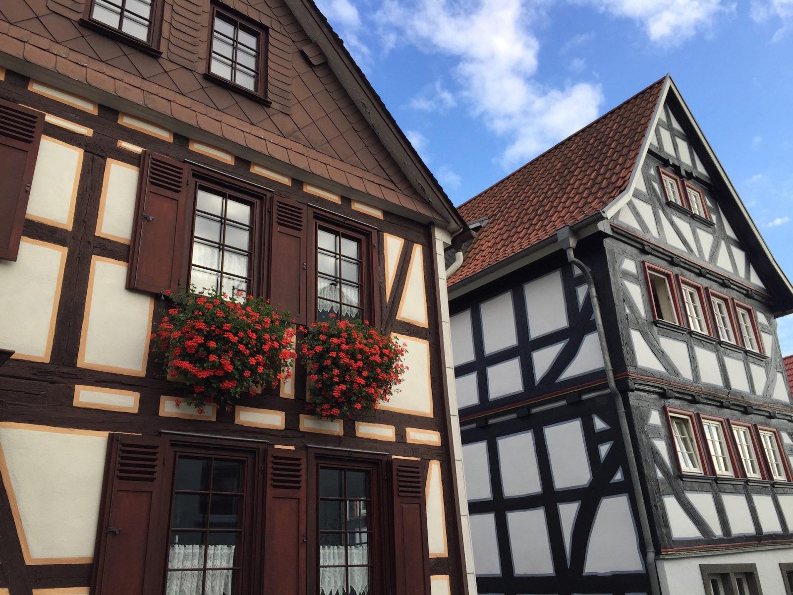 Bildern Grünberg Altstadt