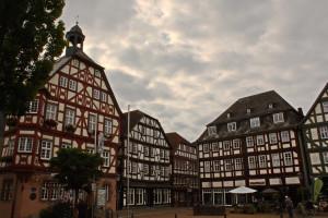 Rathaus Grünberg