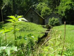 Denkmal Wasserwerk, Brunnental