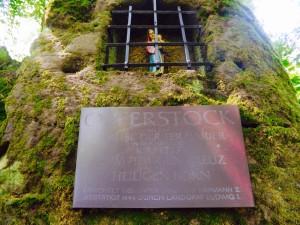 Brunnental Opferstock Anno 1385