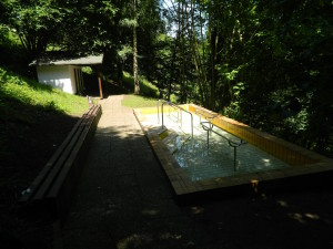 Das Kneippbecken, Brunnental