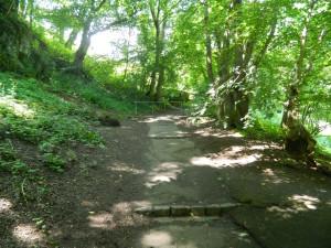 Wanderweg Brunnental