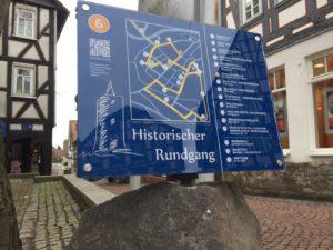 information om Grünberg