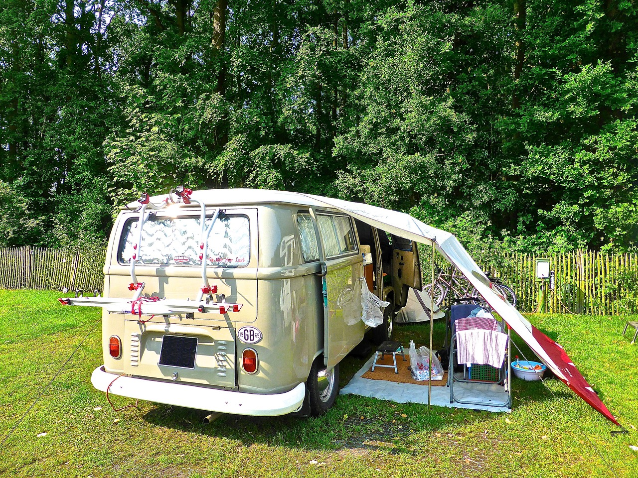 Camping Grünberg