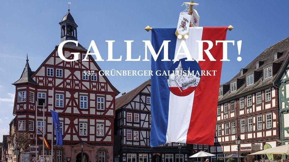 Gallusmarkt Grünberg