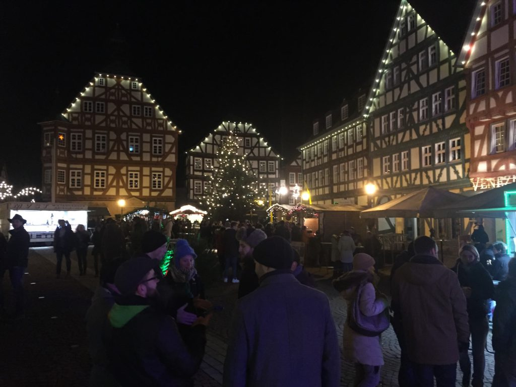 Julemarked i Grünberg